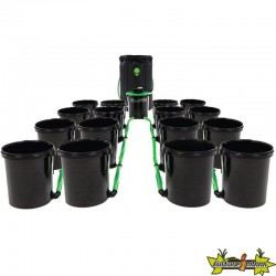 ALIEN 16 POTS XL 20 L FLOOD AND DRAIN