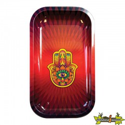 V-SYNDICATE - PLATEAU Hand Hamsa 27 x 16 cm Medium
