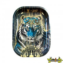 V-SYNDICATE - PLATEAU First Earth TIGER 18 x 14 cm Small