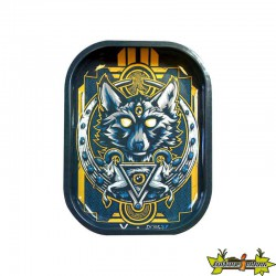 V-SYNDICATE - PLATEAU First Earth WOLF 18 x 14 cm Small