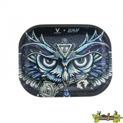 V-SYNDICATE - PLATEAU First Earth Owl 18 x 14 cm Small