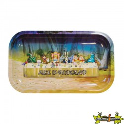 V-SYNDICATE - PLATEAU ALICE DINNER 27 x 16 cm Medium