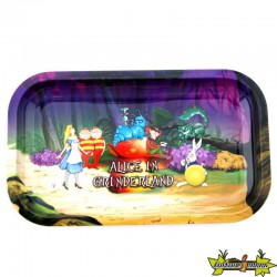 V-SYNDICATE - PLATEAU ALICE FOREST 27 x 16 cm Medium