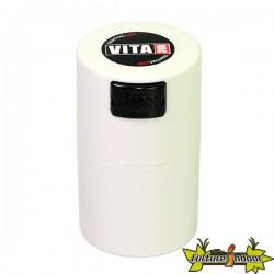 Tightpac - Vitavac 0.06L - blanc , boite de conservation herbes , aliments