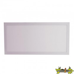 INDOORLED - PANEL SMD 24W 30X60CM 6400K , dalle led plafond
