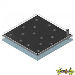 GROWCAMP/GROWWATER 120X120CM BASIC FC6850
