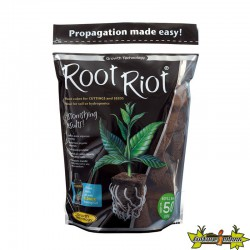 ROOTRIOT - SACHET DE 50 cubes pour germination , bouturagee