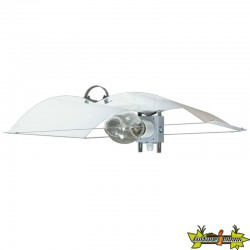 ADJUST A WINGS - REFLECTEUR DEFENDER SMALL + DOUILLE E40