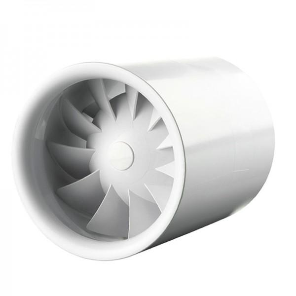 Winflex - Extracteur d´air silencieux Quietline Ø150mm 285-375m3/h