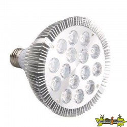 LED SPOT CULTILITE 15W - BOOSTER BLOOM 2700K led horticole floraison