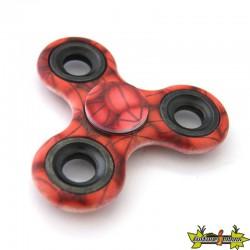 Hand Spinner Rouge - 7.5x7.5cm