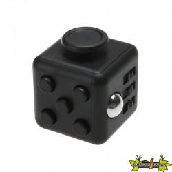 Fidget Cube Noir - 3.3x3.3cm