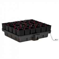 Platinium HydroStar 120 30 pots de 6 litres 120 x 116 x 39 cm , système hydroponique