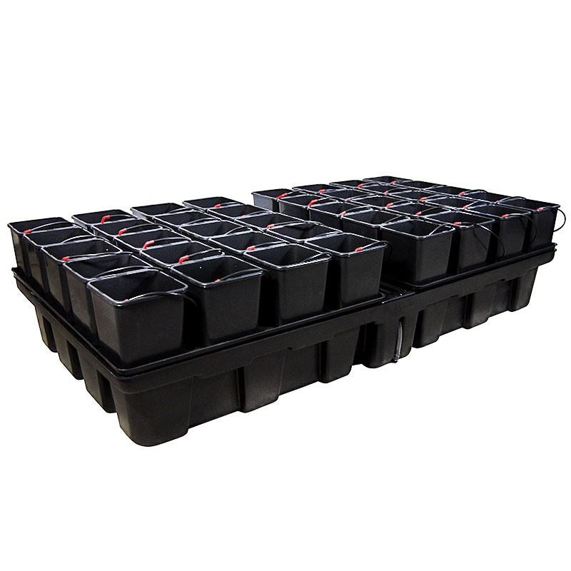 Platinium HydroStar 40 pots - 2m² 200 x 100 cm , culture hydroponique