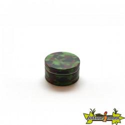 Moulin camouflage 3 parts diamètre 52 mm