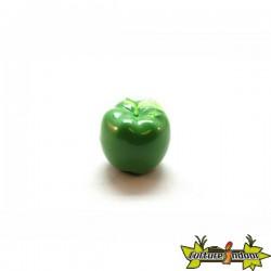 """Moulin 3 parts diamètre 48 mm pomme """"Little Apple"""" verte"""