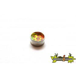 "Mini Moulin alu 2 parts diamètre 25 mm motif ""Rolling Stones"""