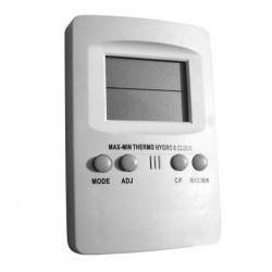 Thermo-hygromètre digital , température et humidité