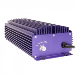 Lumatek - Ballast électronique professionnel 1000W 400V Double Ended , transformateur , ballast digital