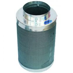 Phresh Filter - Filtre à charbon 400m3/h 125x300mm , filtre à charbon actifs , filtre les mauvaises odeurs