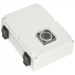DAVIN Timer Relais ECO 4 lampes x600W + chauffage