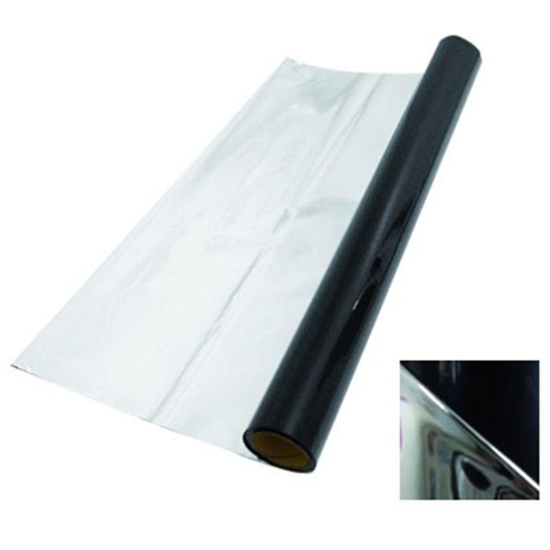 Mylar Agro Black Backing 1,2 x 30 m (rouleau) Superplant , papier réflechissant lumière