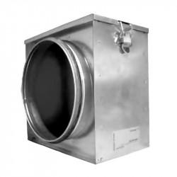 Filtre à particules Winflex 200mm complet , filtre insectes , parasites , pollen
