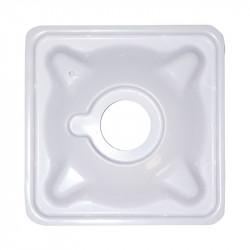 Platinium Plaque aéro (pour pot carré noir 3,4L 15x15x20cm)