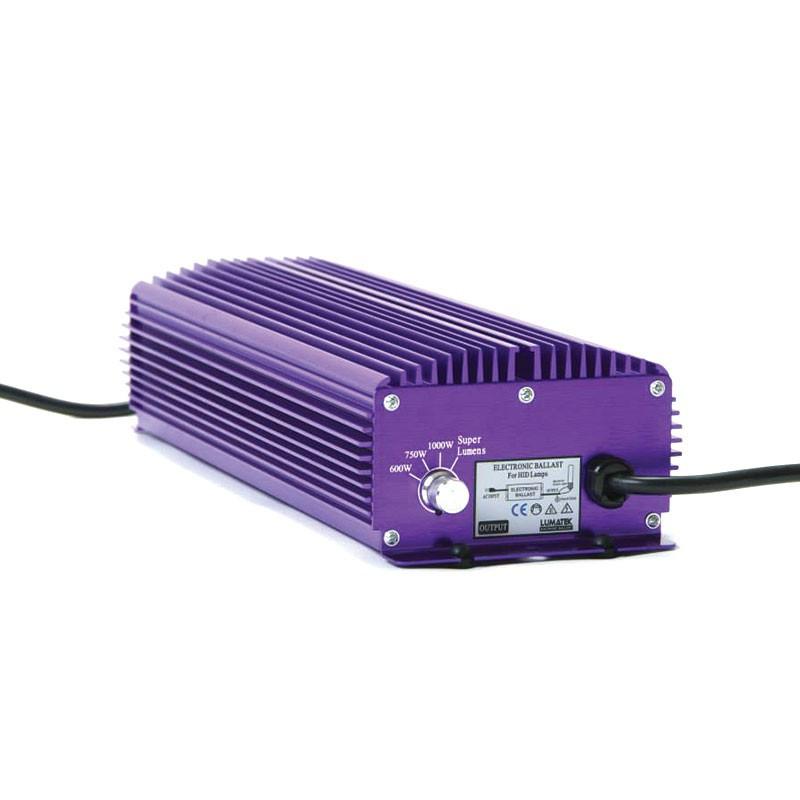 Lumatek - Ballast électronique 1000W  + Dimmer , transformateur , ballast digital