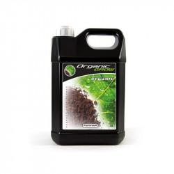Engrais Organic Grow 3L , engrais de croissance biologique Platinium Nutrients -