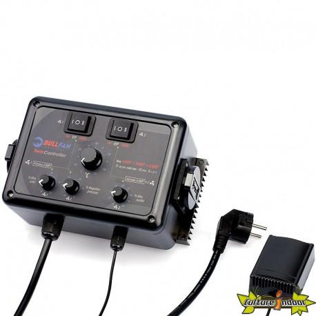 BullFan- Twin controller 12+12 AMP
