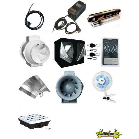 PACK chambre de culture complète BLACK BOX V1 240 X 240 AERO ECO