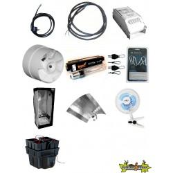 pack Chambre de Culture - Pack BBS V2 60 Hydro Eco - 60x60x160 cm