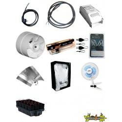 pack Chambre de Culture - Pack BBS V2 Hydro Eco - 125X62X180 cm
