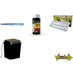 PACK BOUTURAGE PRO 12 SUPERCLONER 2X55W