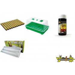 Kit Roots 1 , pack germination , semis , bouturage
