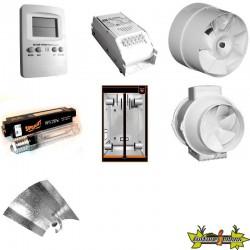 Superbox pack Chambre de Culture - Pack Superbox Mylar V2 60 - 60X60X160 cm