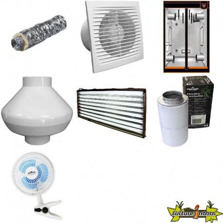 PACK T5 150 x 150 1 864W sans chaleur