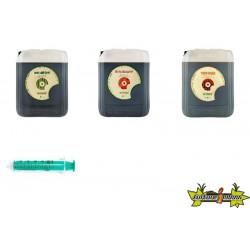 Biobizz - Start Complet - 5L - Pack Engrais