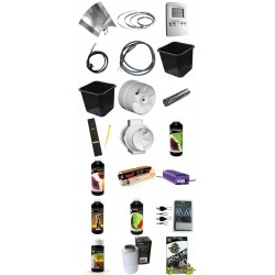 PACK culture en placard MASTER TERRE 1000W