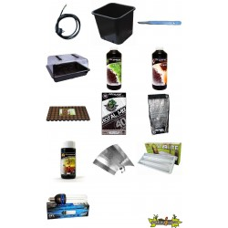 PACK chambre de culture PLANTES MERES - BOUTURES ECO 1