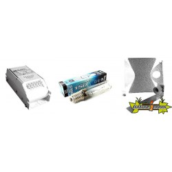 KIT Lampe HPS ETI 2 ECLAIRAGE MAGNETIC 150w