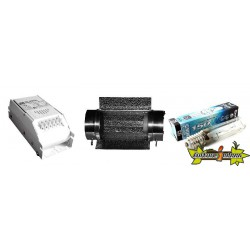 KIT Lampe HPS ETI 4 ECLAIRAGE MAGNETIC 150w
