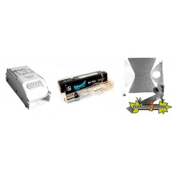 KIT Lampe HPS ETI 10 ECLAIRAGE MAGNETIC 150w