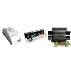 KIT Lampe HPS ETI 12 ECLAIRAGE MAGNETIC 150w
