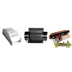 KIT Lampe HPS ETI 16 ECLAIRAGE MAGNETIC 150w