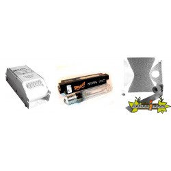KIT Lampe HPS ECLAIRAGE MAGNETIC 250w ETI 9