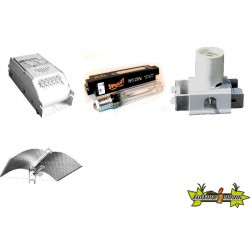 KIT Lampe HPS ECLAIRAGE MAGNETIC 250w ETI 14