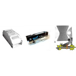 KIT Lampe MH ECLAIRAGE MAGNETIC 250w ETI 16