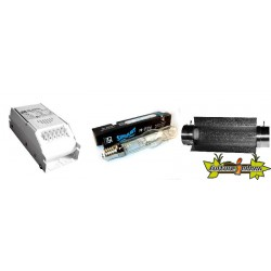 KIT LAMPE MH ECLAIRAGE MAGNETIC 250w ETI 17